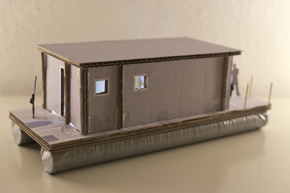 Miniatur - Steuerbord-Seite